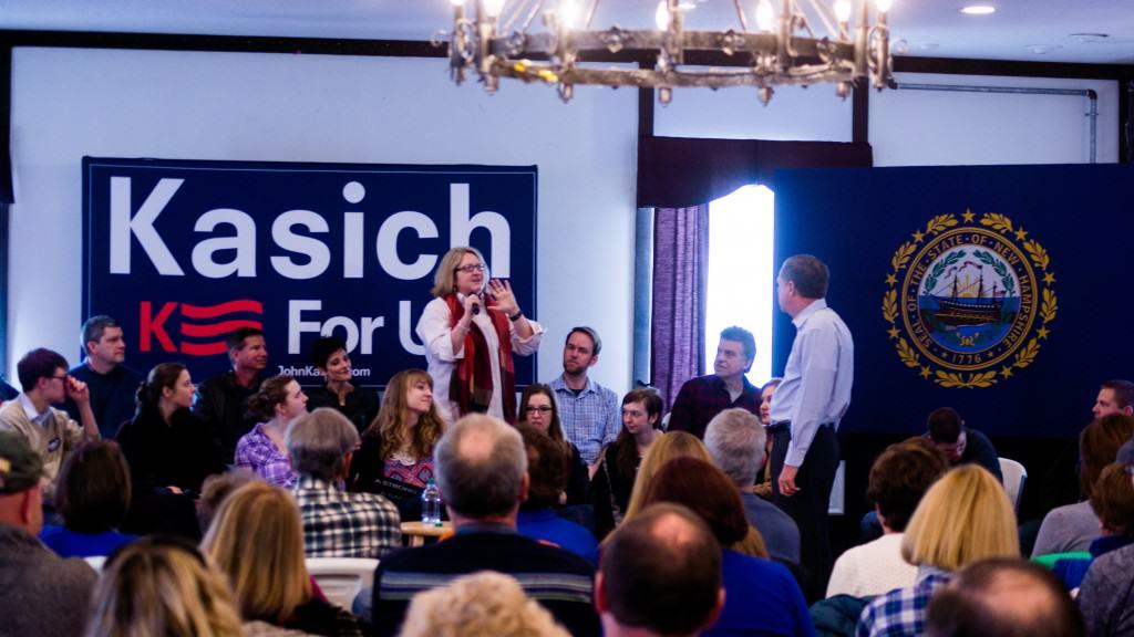 John Kasich Campaign