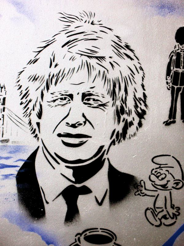 Boris Johnson Satire - Mayor of London