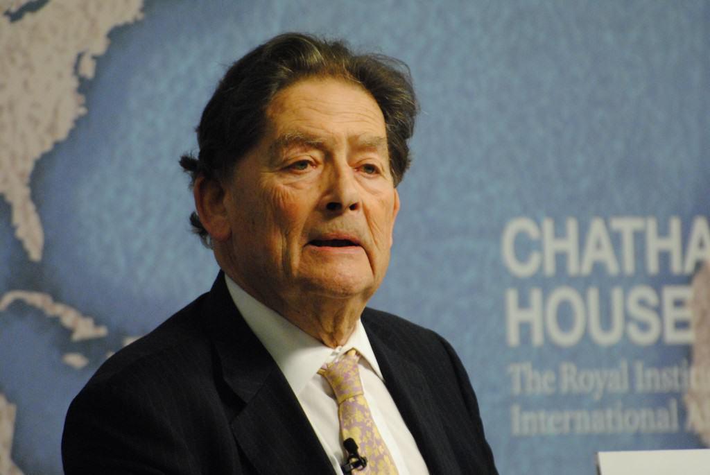 Nigel Lawson - Brexit Campaign and EU Referendum in UK