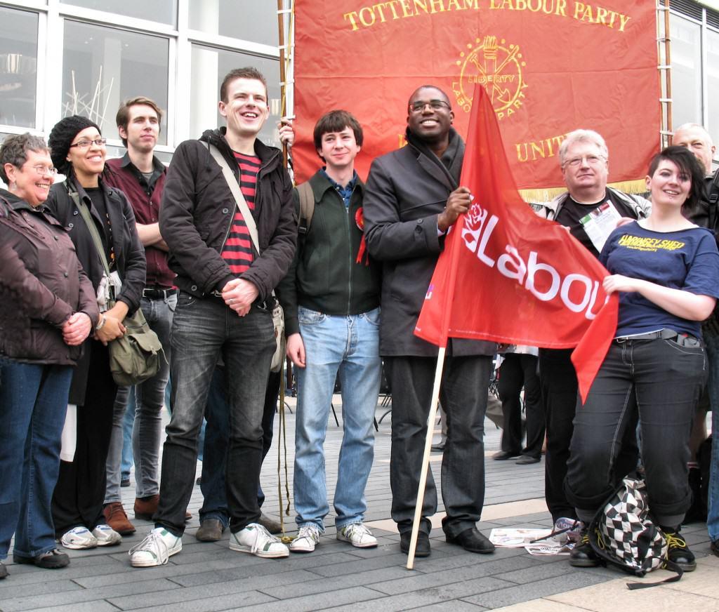 Labour Party Activists - EU Referendum UK