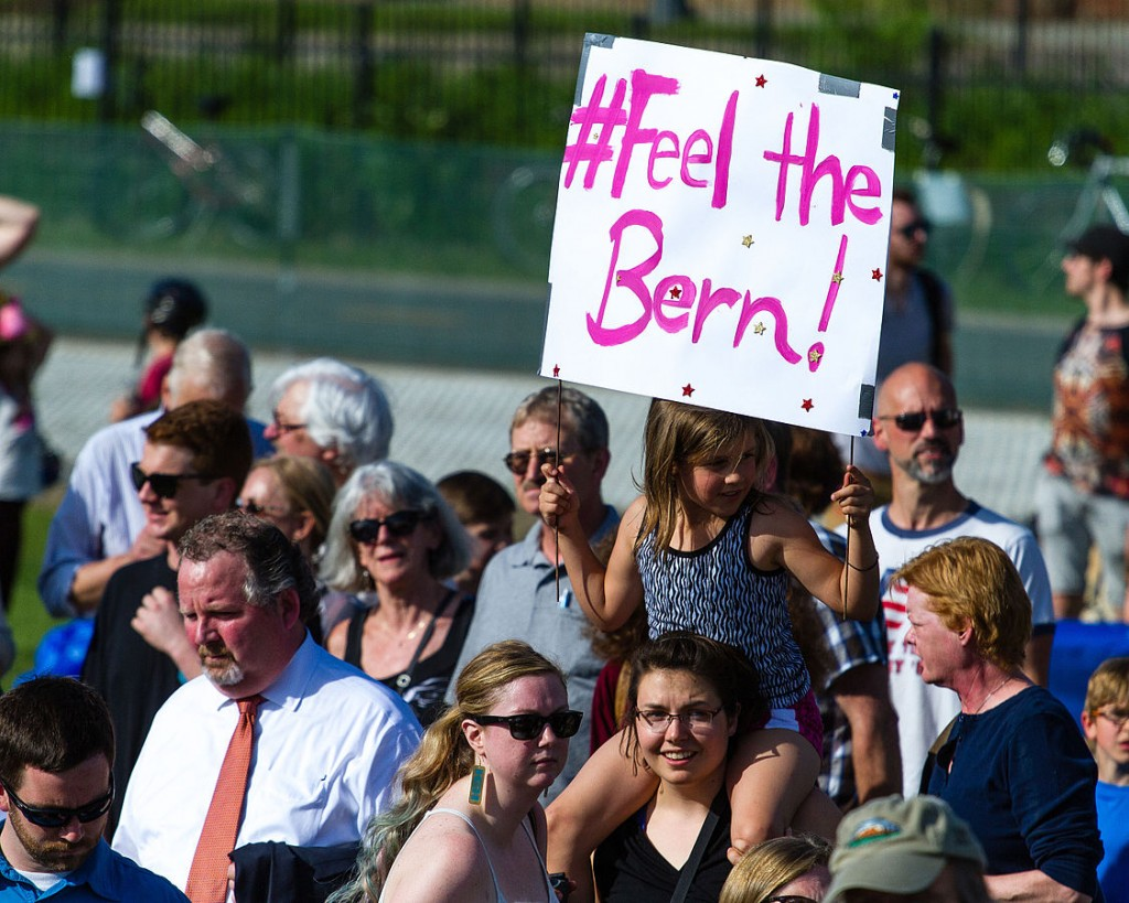 Feel The Bern - Bernie Sanders Supporters