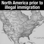 North America Prior To Illegal Immigration