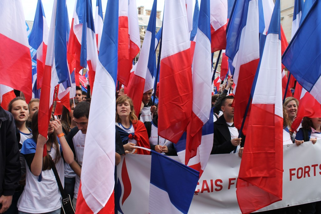 Front National France - Far Right Rise in Europe