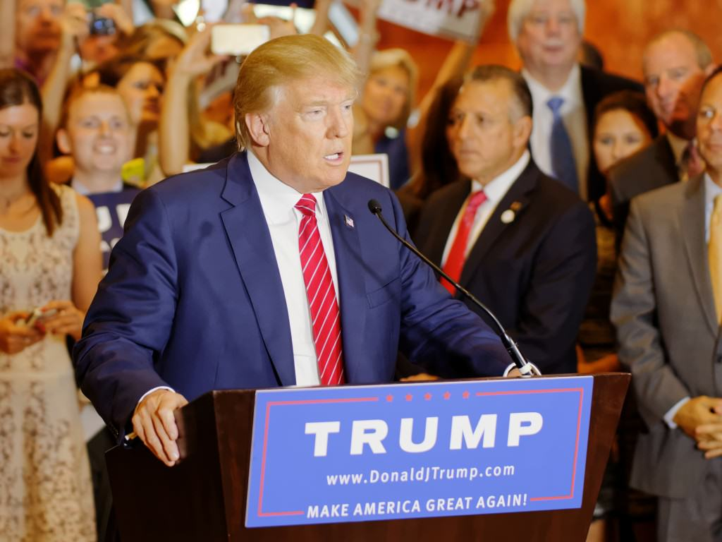 Donald Trumps Path To Nomination