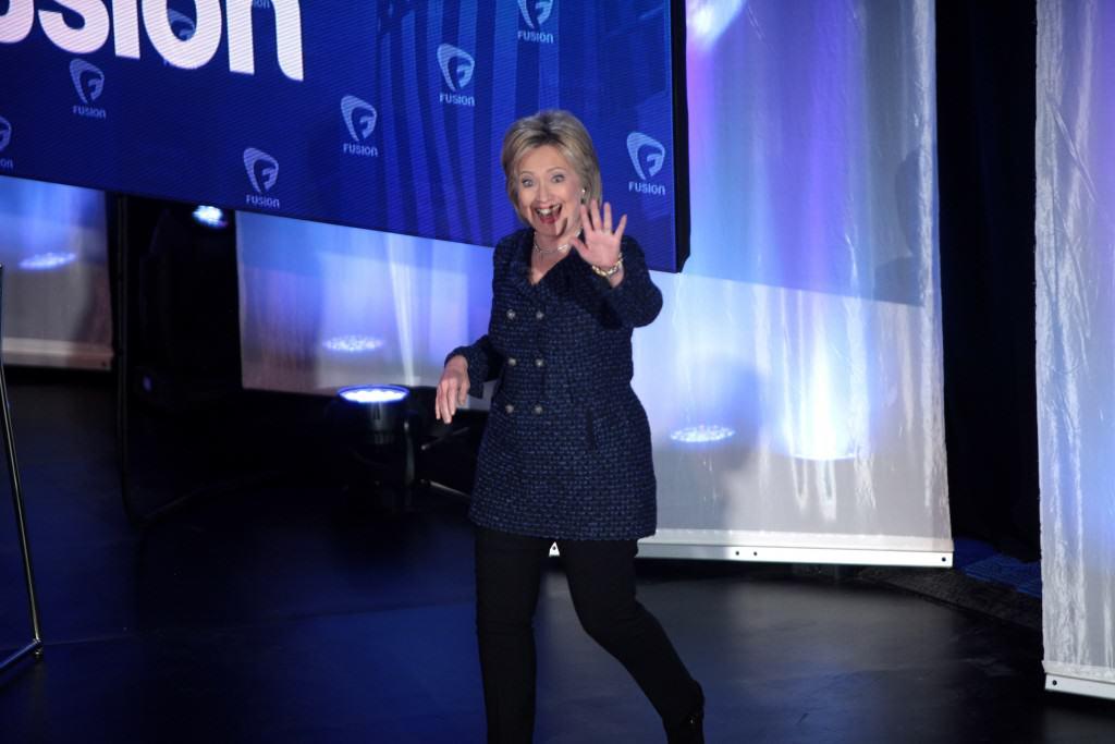 Hillary Clinton - Democratic Campaign 2016