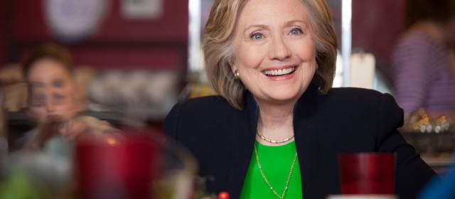 The Hillary Clinton Campaign – Strange Self-Belittling