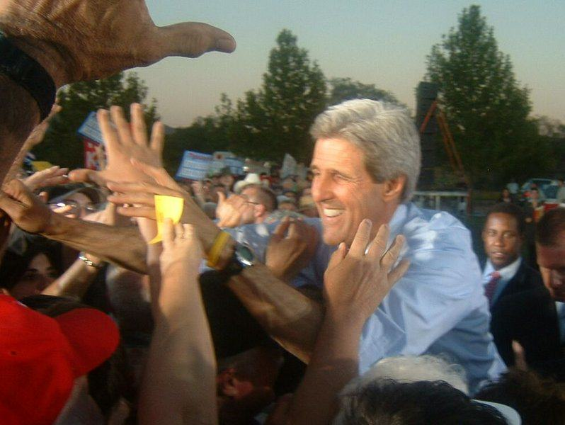 John Kerry Victim of Dirty Campaign Tricks
