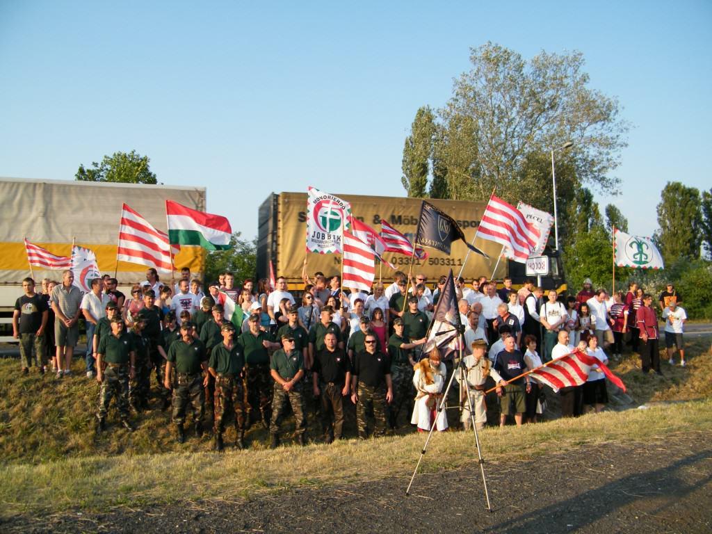 Jobbik Far Right Hungarian Party