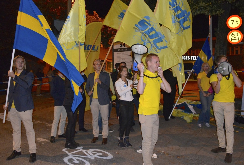 Swedish Democrats Activists - Swedish Politics
