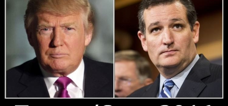 A Trump / Cruz 2016 Ticket ?