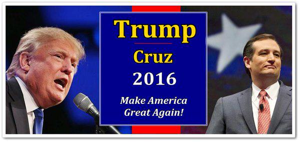 A Trump Cruz 2016 ticket