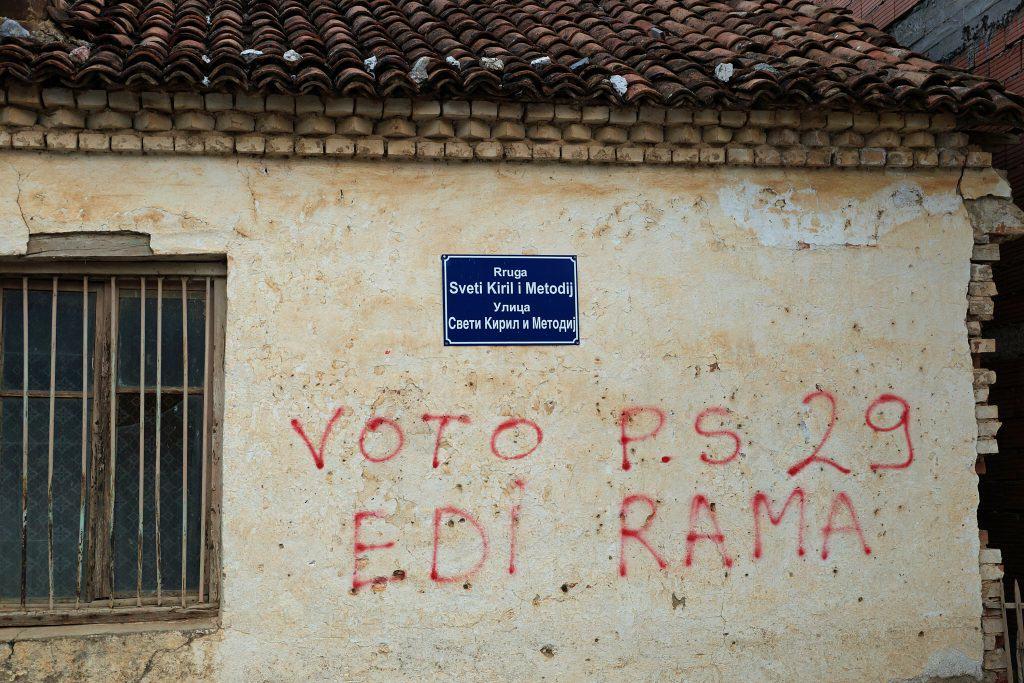 Albanian Election 2017